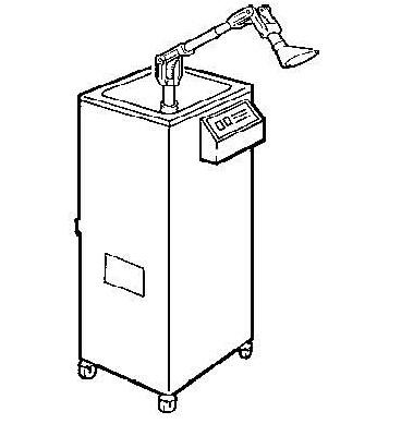 motor de aspiracion nebulizaciones