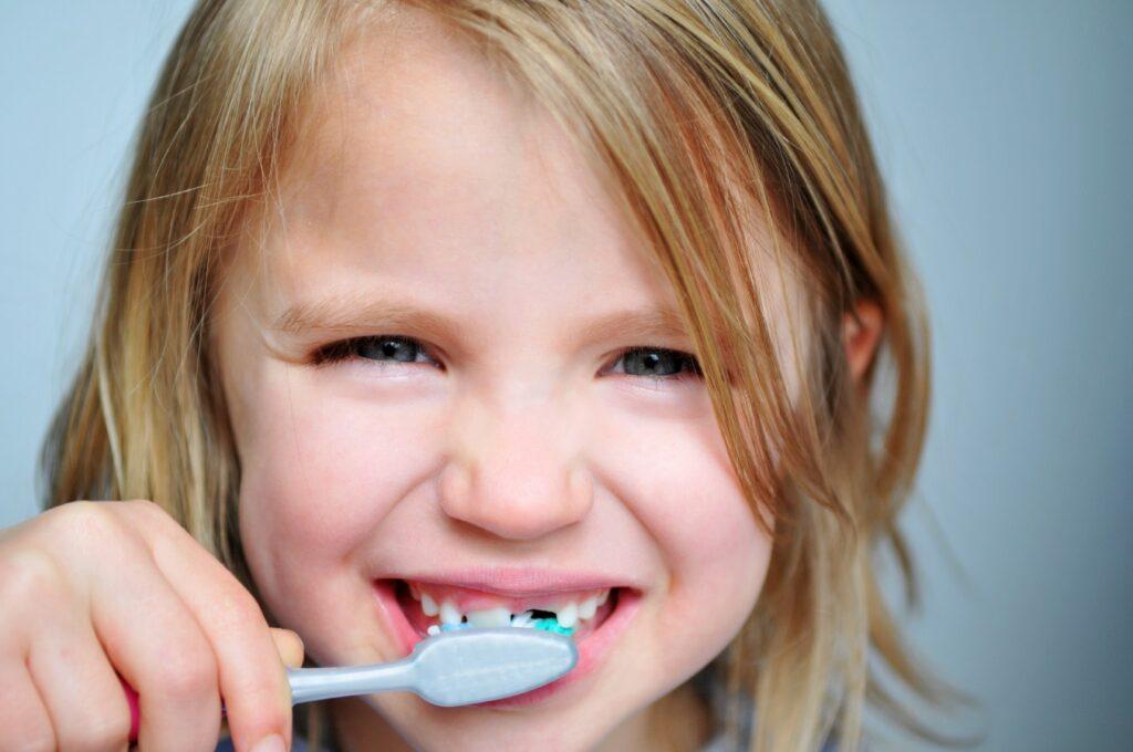 Odontología y niños